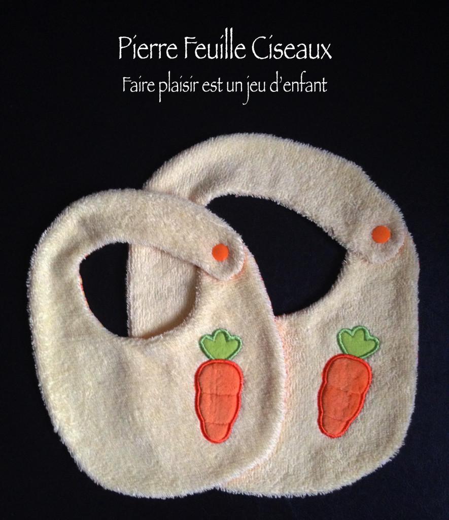 bavoirs carotte 03