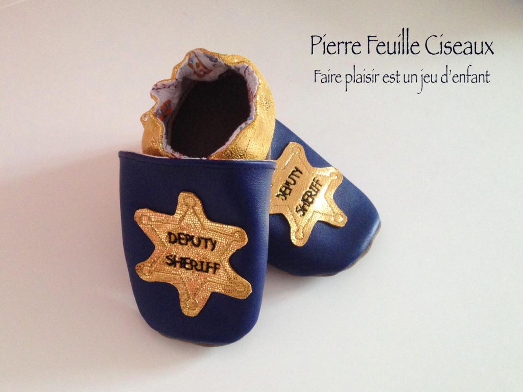 chaussons shériff 01